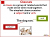 51 Grammar and Punctuation Posters (slide 16/59)