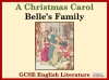 A Christmas Carol - Belle's Family Teaching Resources (slide 1/19)