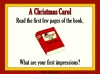 A Christmas Carol - Free Resource Teaching Resources (slide 13/15)