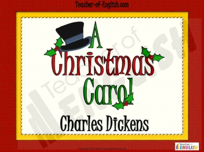 A Christmas Carol - Free Resource Teaching Resources