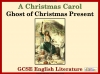 A Christmas Carol - Ghost of Christmas Present Teaching Resources (slide 1/17)
