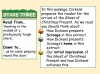 A Christmas Carol - Ghost of Christmas Present Teaching Resources (slide 7/17)