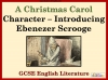 A Christmas Carol - Introducing Scrooge