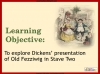 A Christmas Carol - Old Fezziwig Teaching Resources (slide 2/20)