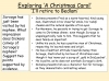 A Christmas Carol - Scrooge in Stave One Teaching Resources (slide 12/28)
