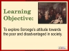 A Christmas Carol - Scrooge in Stave One Teaching Resources (slide 2/28)