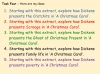 A Christmas Carol - The Cratchits Part 4 Teaching Resources (slide 14/17)