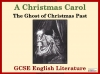 A Christmas Carol - The Ghost of Christmas Past Teaching Resources (slide 1/15)