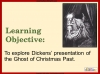 A Christmas Carol - The Ghost of Christmas Past Teaching Resources (slide 2/15)