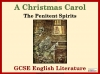 A Christmas Carol - The Penitent Spirits Teaching Resources (slide 1/15)