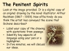 A Christmas Carol - The Penitent Spirits Teaching Resources (slide 9/15)