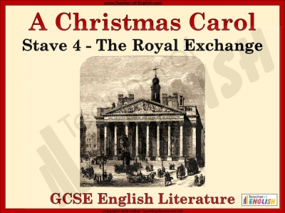 A Christmas Carol - The Royal Exchange