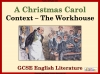A Christmas Carol - The Workhouse