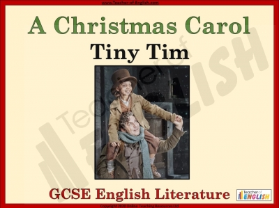 A Christmas Carol - Tiny Tim