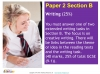 A Guide to the OCR 9-1 GCSE English Language qualification (slide 12/16)