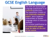 A Guide to the OCR 9-1 GCSE English Language qualification (slide 4/16)