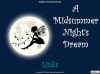A Midsummer Night's Dream - KS3 Teaching Resources (slide 131/138)