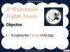 A Midsummer Night's Dream - Year 6 Teaching Resources (slide 107/131)