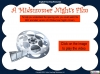 A Midsummer Night's Dream - Year 6 Teaching Resources (slide 64/131)