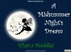A Midsummer Night's Dream - Year 6 Teaching Resources (slide 73/131)