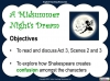 A Midsummer Night's Dream - Year 6 Teaching Resources (slide 74/131)