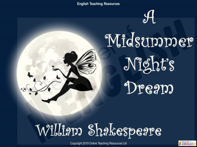 A Midsummer Night's Dream essay?