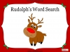 A Word Search for Rudolph
