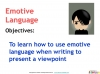 AQA 9-1 Writing to Present a Viewpoint (Paper 2 Section B) (slide 47/79)