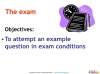 AQA 9-1 Writing to Present a Viewpoint (Paper 2 Section B) (slide 75/79)