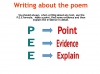 AQA GCSE English Anthology - Love and Relationships Poetry (slide 110/410)