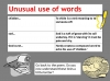 AQA GCSE English Anthology - Love and Relationships Poetry (slide 165/410)