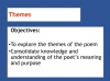 AQA GCSE English Anthology - Love and Relationships Poetry (slide 171/410)