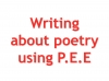 AQA GCSE English Anthology - Love and Relationships Poetry (slide 205/410)