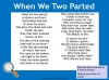 AQA GCSE English Anthology - Love and Relationships Poetry (slide 22/410)