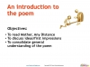 AQA GCSE English Anthology - Love and Relationships Poetry (slide 244/410)