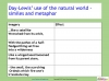 AQA GCSE English Anthology - Love and Relationships Poetry (slide 306/410)