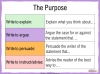 AQA GCSE English Language Exam Preparation - Paper 2 Teaching Resources (slide 114/202)