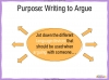 AQA GCSE English Language Exam Preparation - Paper 2 Teaching Resources (slide 134/202)