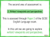 AQA GCSE English Language Exam Preparation - Paper 2 Teaching Resources (slide 3/202)