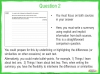 AQA GCSE English Language Exam Preparation - Paper 2 Teaching Resources (slide 33/202)