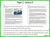 AQA GCSE English Language Exam Preparation - Paper 2 Teaching Resources (slide 9/202)
