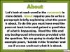 AQA GCSE English Literature Unseen Poetry Teaching Resources (slide 15/60)
