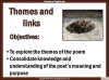 AQA GCSE Poetry Anthology Power and Conflict Pack Teaching Resources (slide 147/655)