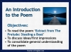 AQA GCSE Poetry Anthology Power and Conflict Pack Teaching Resources (slide 162/655)