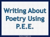 AQA GCSE Poetry Anthology Power and Conflict Pack Teaching Resources (slide 184/655)