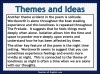 AQA GCSE Poetry Anthology Power and Conflict Pack Teaching Resources (slide 194/655)