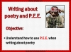 AQA GCSE Poetry Anthology Power and Conflict Pack Teaching Resources (slide 230/655)