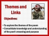 AQA GCSE Poetry Anthology Power and Conflict Pack Teaching Resources (slide 237/655)