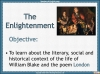 AQA GCSE Poetry Anthology Power and Conflict Pack Teaching Resources (slide 251/655)
