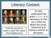 AQA GCSE Poetry Anthology Power and Conflict Pack Teaching Resources (slide 253/655)
